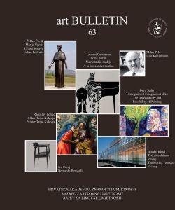 63 (2013) : Art Bulletin