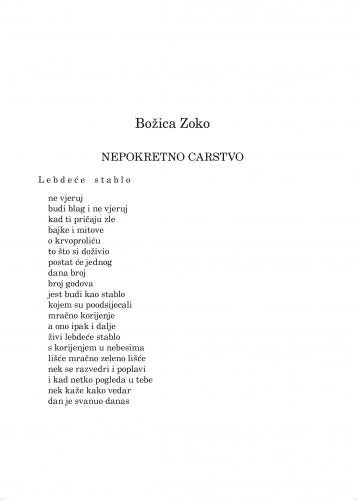 Nepokretno carstvo : Forum : mjesečnik Razreda za književnost Hrvatske akademije znanosti i umjetnosti.