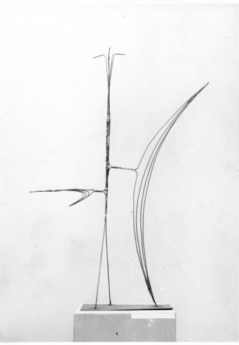 Luketić, Stevan(1925): Skica za skulpturu [Buzjak, Ivan]