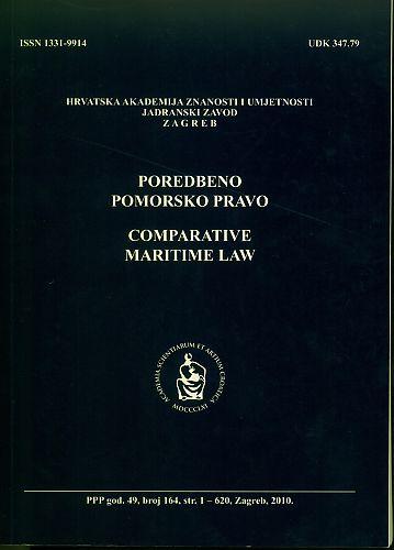 Poredbeno pomorsko pravo
