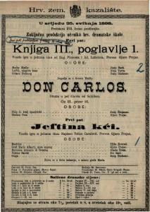 Knjiga III., poglavlje 1. Vesela igra u jednom činu / od Eug. Pierrona i Ad. Laferiera