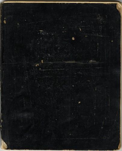 Bilježnica XI. [18. IX. O. est parti pour Opatija. Finis.]