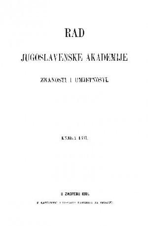 Knj. 57(1881) : RAD