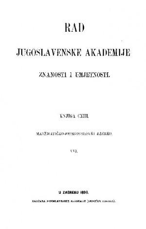 Knj. 16(1893) : RAD