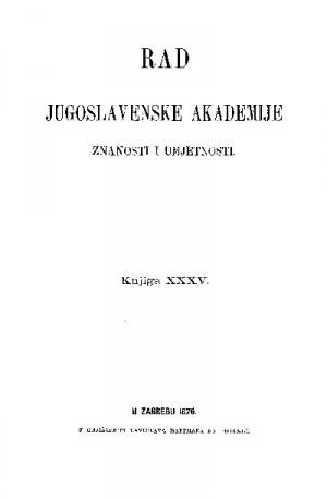 knj. 35(1876) : RAD