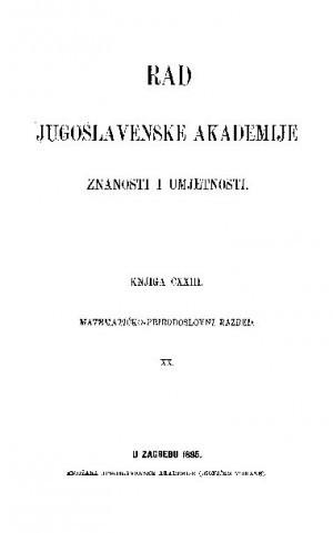 Knj. 20(1895) : RAD