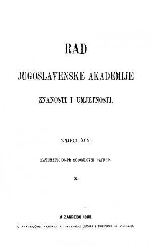 Knj. 10(1889) : RAD