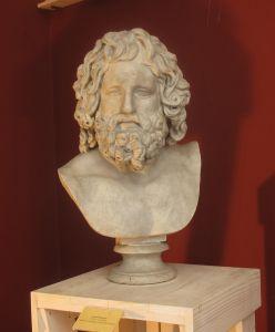 Zeus Pompejski Nepoznat