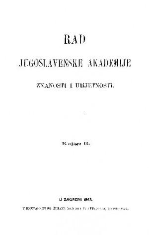 Knj. 2(1868) : RAD