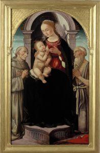 Bogorodica s Djetetom i svetima Franjom i Jeronimom