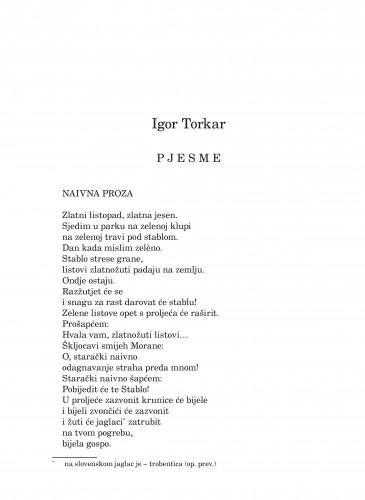 Pjesme : Forum : mjesečnik Razreda za književnost Hrvatske akademije znanosti i umjetnosti.
