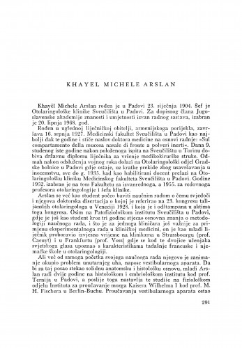 Khayel Michele Arslan