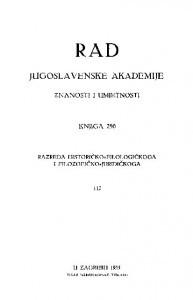 Knj. 112(1935) : RAD