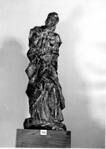 Radauš, Vanja (1906-1975) : Dante - stojeća figura