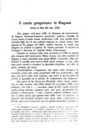 La storia di Ravgia scritta nuovamente in tre libri / Nicolo G. Gjivanović
