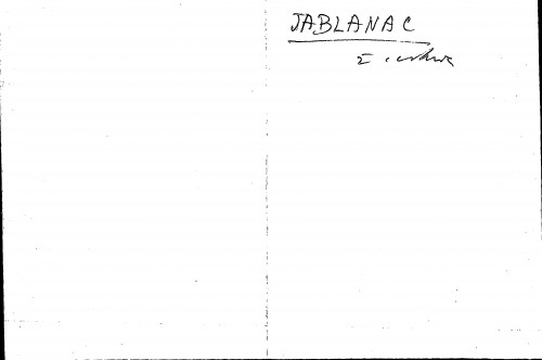 Jablanac ž. crkva