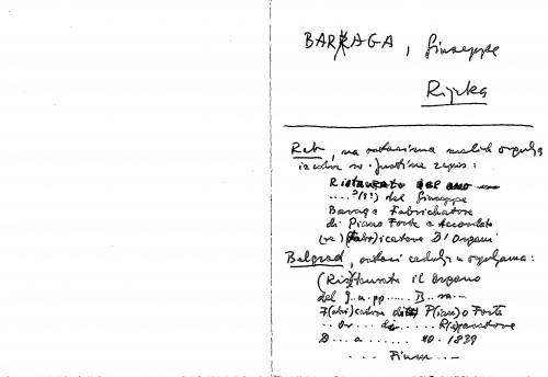 Baraga Giuseppe Rijeka