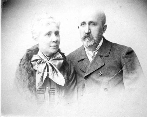 Roditelji Slave Raškaj - majka Olga i otac Vjekoslav ]