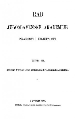 Knj. 51(1899) : RAD