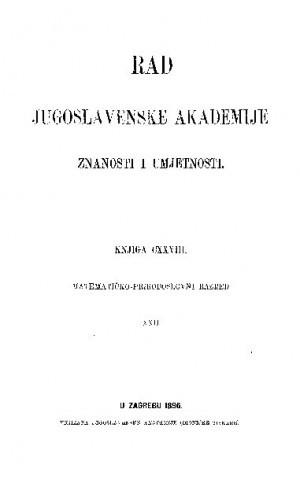 Knj. 22(1896) : RAD