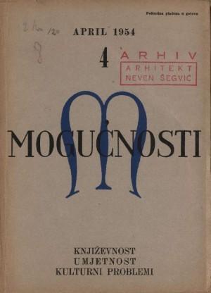 Le Corbusierova poetizacija arhitekture : Mogućnosti