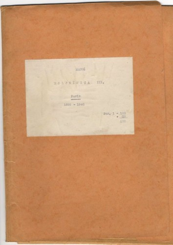 Bilježnica VII.
