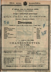 Divorçons Comedie en 3 actes / de MM. Victorien Sardou