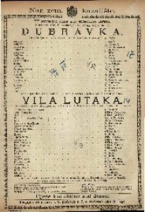 Dubravka : Pastirska igra u 3 čina / spjevao Ivan F. Gundulić