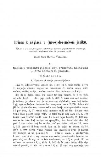 Prinos k naglasu u (novo)slovenskom jeziku