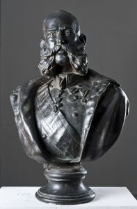 Portret cara Franje Josipa
