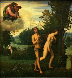 Izgon Adama i Eve iz raja