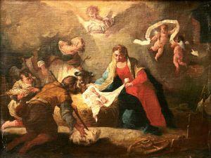 Poklonstvo pastira
