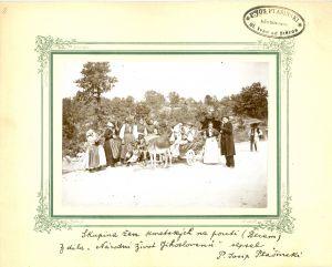Žene idu na hodočašće [Ptašinsky, Josef (1863-1908) ]