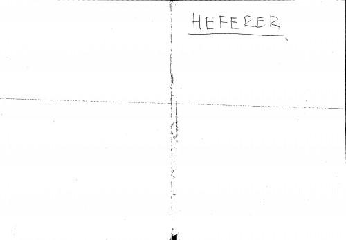 Heferer