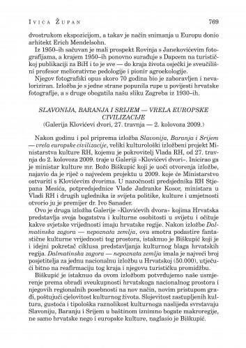 Slavonija, Baranja i Srijem (Galerija Klovićevi dvori, 27. travnja - 2. kolovoza 2009.) : [likovna kronika] : Forum : mjesečnik Razreda za književnost Hrvatske akademije znanosti i umjetnosti.