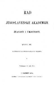 Knj. 56(1914) : RAD