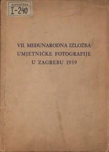 VII. Međunarodna izložba umjetničke fotografije u Zagrebu 1939