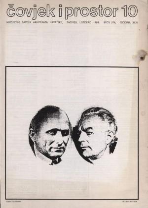 Viktor Kovačić i Drago Ibler : Čovjek i prostor