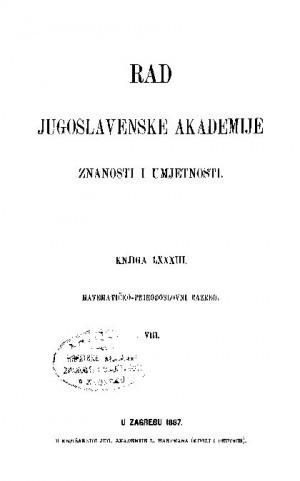 Knj. 8(1887) : RAD