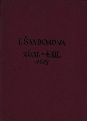 T. Šandorova