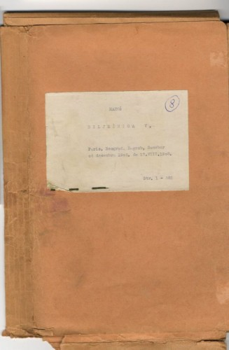 Bilježnica VIII.