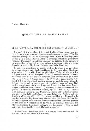 Questiones Epidauritanae