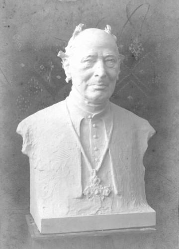 Portretna bista biskupa J. J. Strossmayera