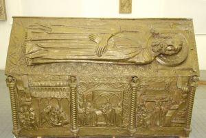Škrinja Sv. Šimuna Franjo iz Milana