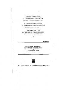 ''Equitable principles'' in maritime delimitations : Vladimir Đuro Degan - zbirka knjiga i članaka [zbirka(DIZBI) - vidi i PODZBIRKA, i VIRTUALNA ZBIRKA]