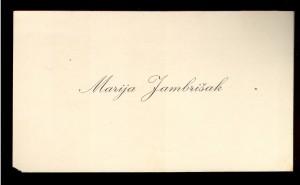 Marija Jambrišak