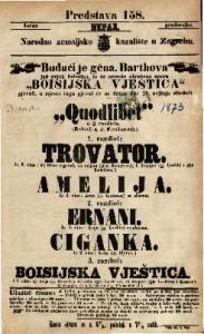Quodlibet / Trovator / Amelija / Ernani / Ciganka / Boisijska vještica