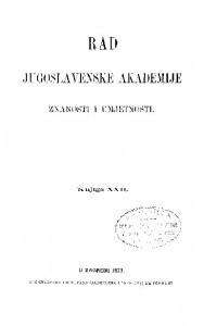 Knj. 22(1873) : RAD