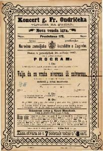 Valja da su vrata otvorena ili zatvorena : Vesela igra u 1 činu / francezki napisao Alfred Musset