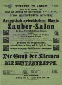 Aegyptisch-griechischen Magie Zauber-Salon